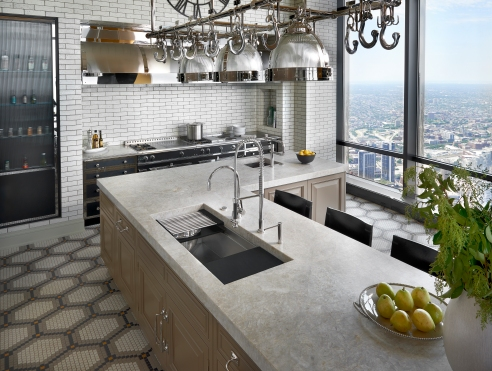Chicago High Rise Kitchen with IWS 4